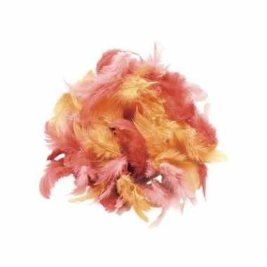 10 gram decoratie sierveertjes rood kleuren