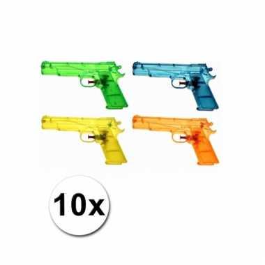 10 voordelige waterpistolen