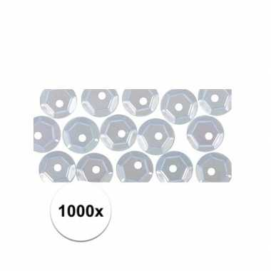 1000x kristalen pailletten