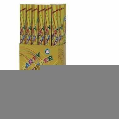 10x confetti kanon folie 50 cm