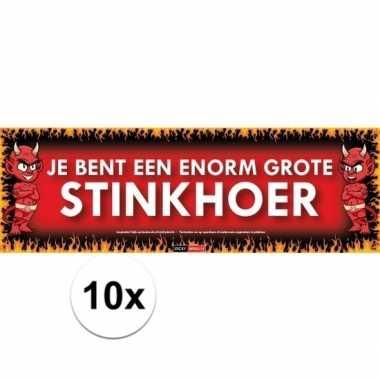 10x sticky devil stinkhoer