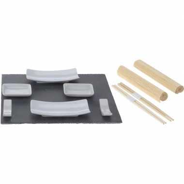 11-delige sushi lunch/diner set