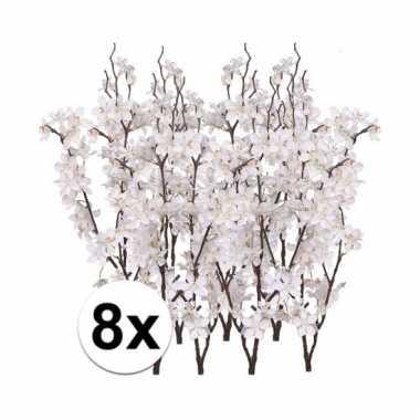 8x appelbloesem kunsttak 84 cm pakket
