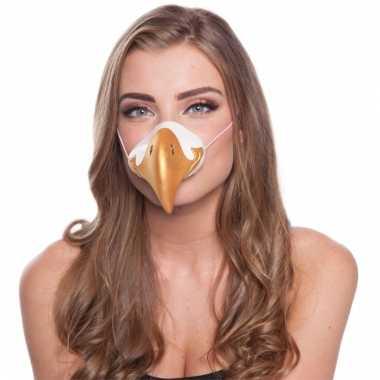 Adelaar neus masker voor volwassenen