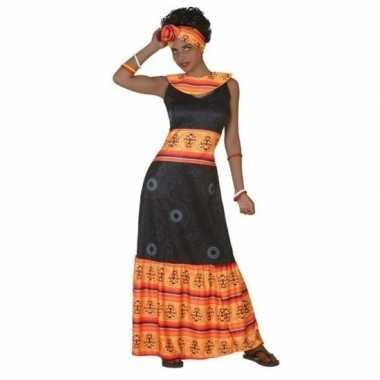 Afrikaans kostuum/set voor dames