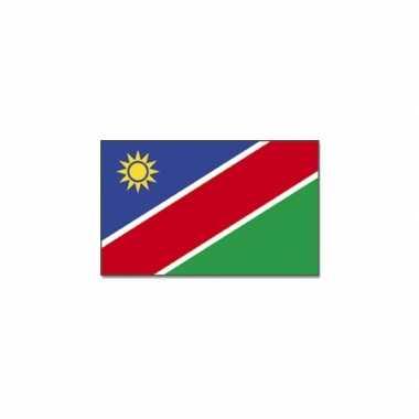 Afrikaanse vlag namibie