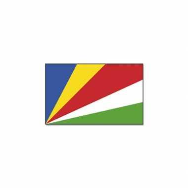 Afrikaanse vlag seychellen
