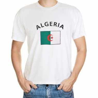 Algeria vlag t-shirts