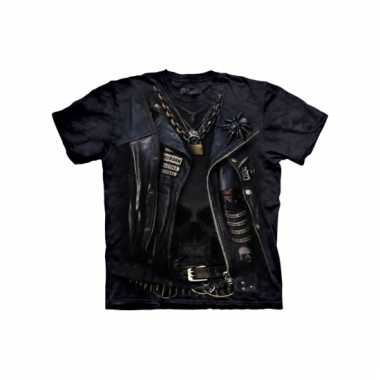 All-over print t-shirt bikerjack