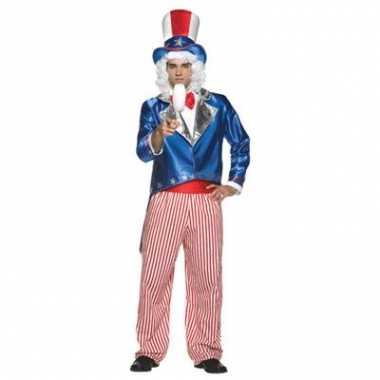 Amerika kostuum uncle sam