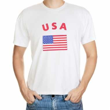 Amerikaanse vlag t-shirts