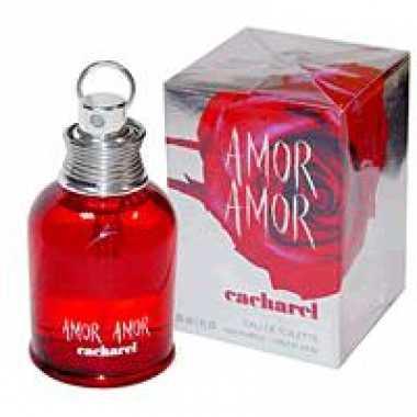 Amor amor edt 50 ml geurtje
