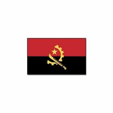 Angolese vlag 90x150 cm
