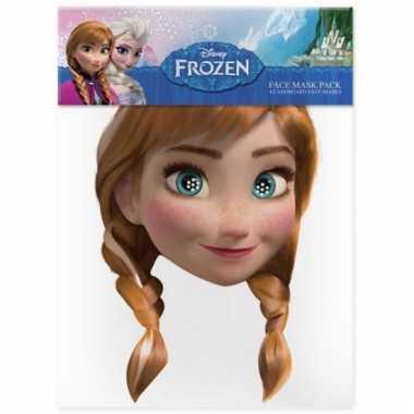 Anna frozen feestmasker