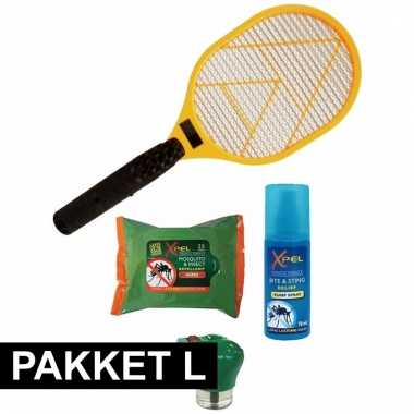 Anti-insecten pack large