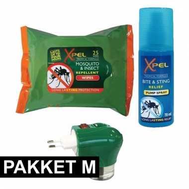 Anti-insecten pack medium