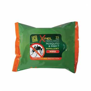 Anti-mug doekjes 25 stuks