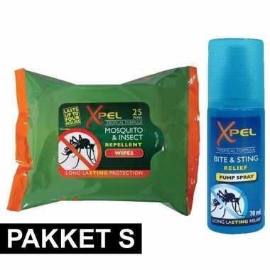 Anti-muggen pack small