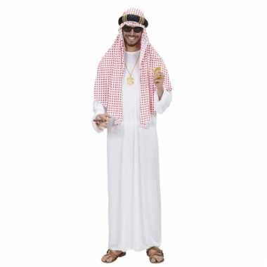 Arabieren kostuum sjeik voor heren