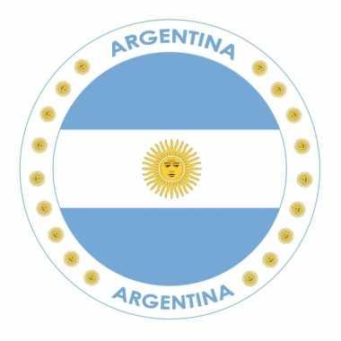 Argentini? thema bierviltjes