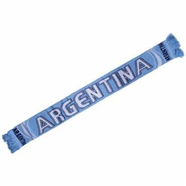 Argentinie voetbal sjaaltje