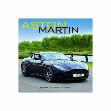 Aston martin droomauto kalender 2019