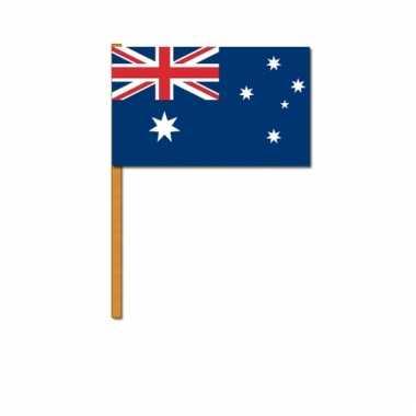 Australie zwaaivlaggetjes