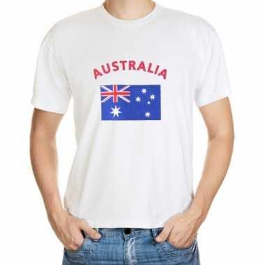 Australische vlag t-shirts