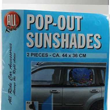 Auto zonneschermen 2 stuks