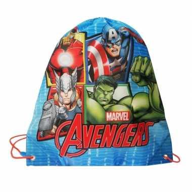 Avengers rugtas voor kinderen 44 cm
