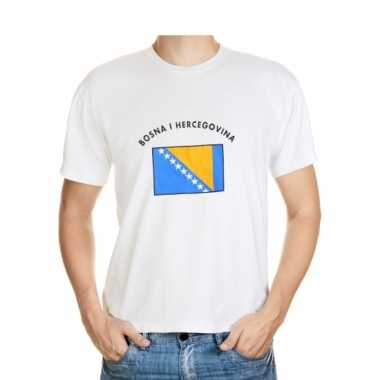 Bosnia and herzegovina vlag t-shirts