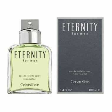 Calvin klein eternity 100 ml