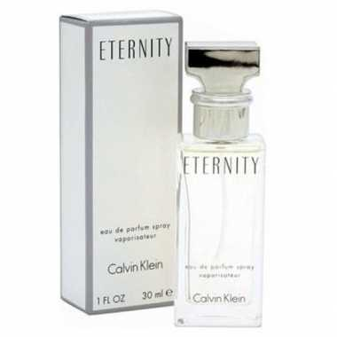 Calvin klein eternity edp 30 ml geurtje