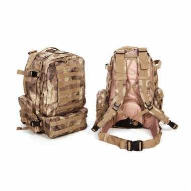 Camouflage rugzak 60 liter