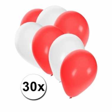 Canadese ballonnen pakket 30x