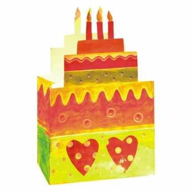 Candle bags kinderfeestje 23 cm