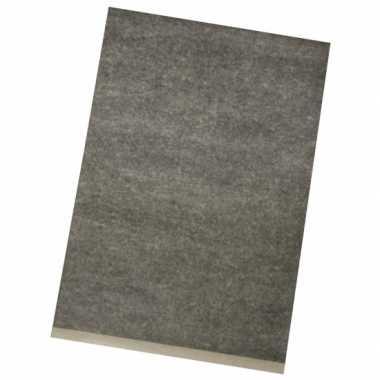 Carbon overtrek papier a4 formaat 10 vellen