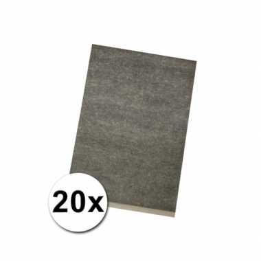Carbon papier a-4 formaat 20 stuks