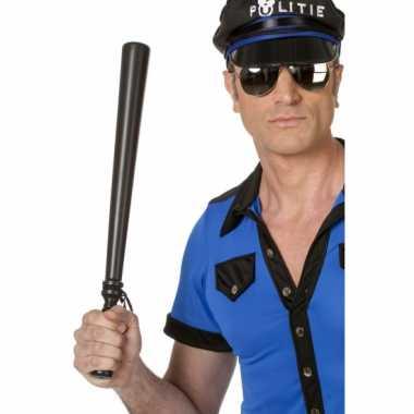 Carnaval politie knuppel 52 cm