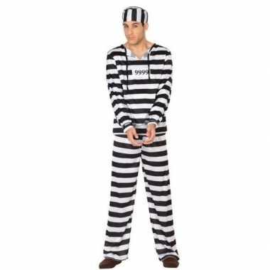 Carnavalskleding boef/crimineel clyde voor heren