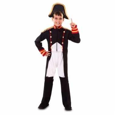 Carnavalskleding franse revolutie napoleon outfit voor jongens