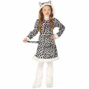 Carnavalskleding luipaard kostuum voor meisjes
