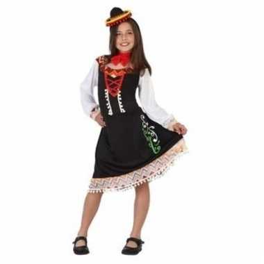 Carnavalskleding mariachi meisje