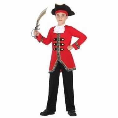 Carnavalskleding piratenpak jongen