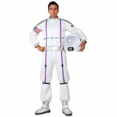 Carnavalskleding ruimte astronaut voor heren
