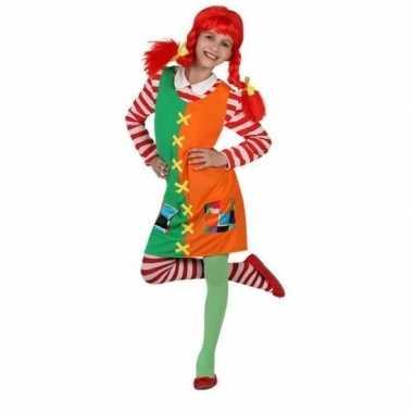 Carnavalskleding zweeds sterk meisje