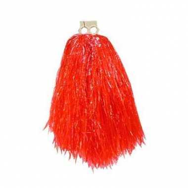 Cheerballs rood 33 cm