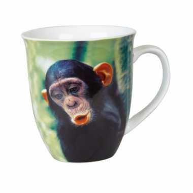 Chimpansee koffiemok
