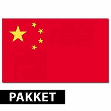 China versiering pakket