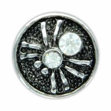 Chunks met witte spin 1,8 cm